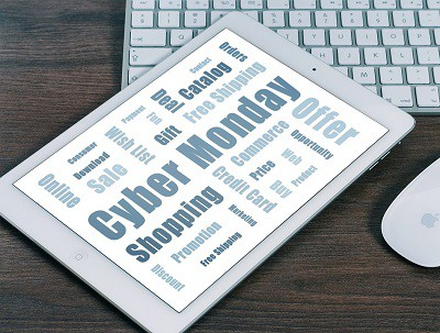 Cyber Monday 2020 Image