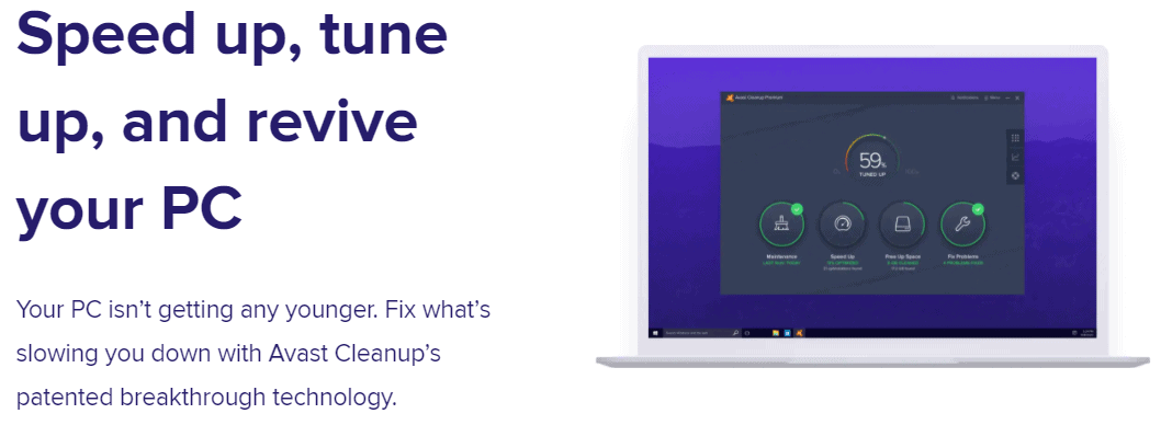 Avast Cleanup - Best PC Cleaner