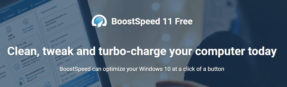 BoostSpeed PC Cleaner