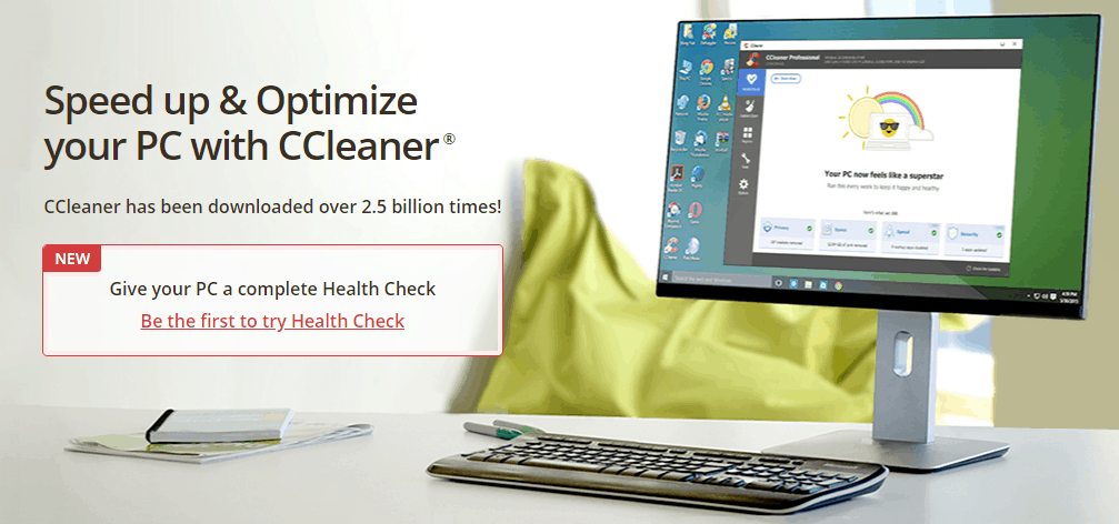 CCleaner - #1 PC Cleaner