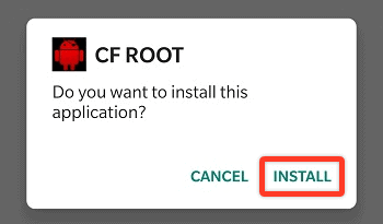 CF Auto Root Installation