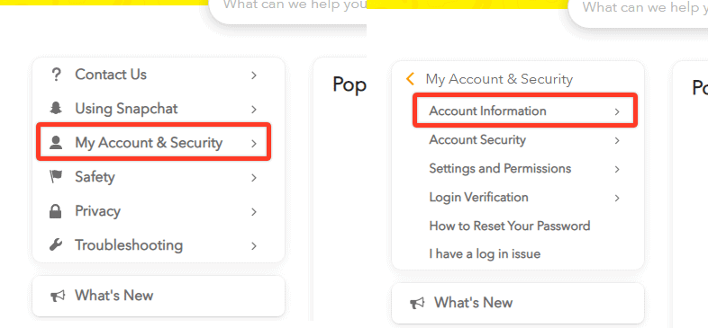 How to delete my snapchat account?