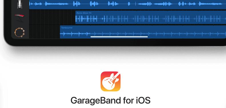 GarageBand Best Beat Making Software