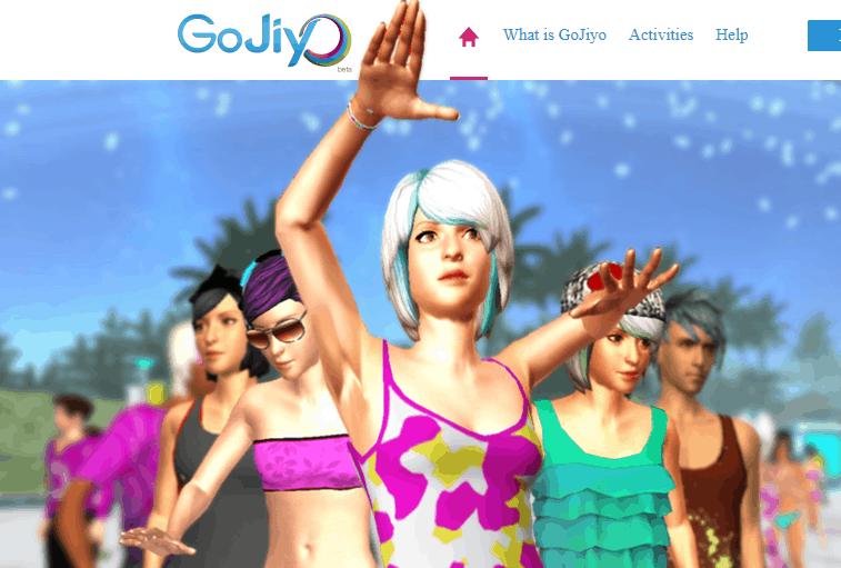 GoJiyo - Best Games Like Second Life