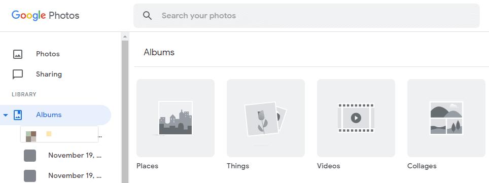Google Photos Viewer For Windows