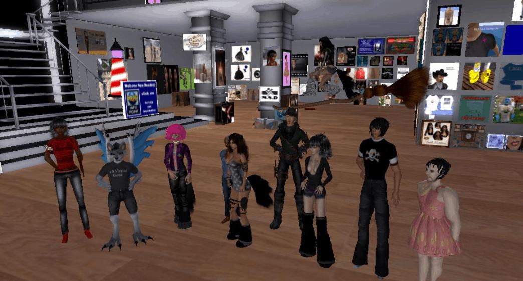 InWorldz - Best Alternative Game Like Second Life