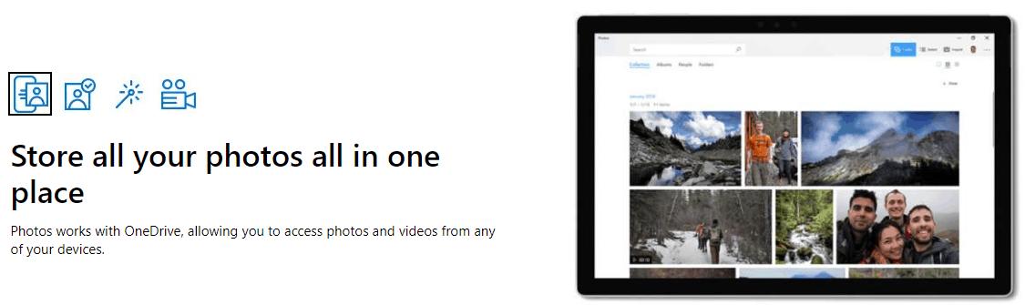 Microsoft Photos Software