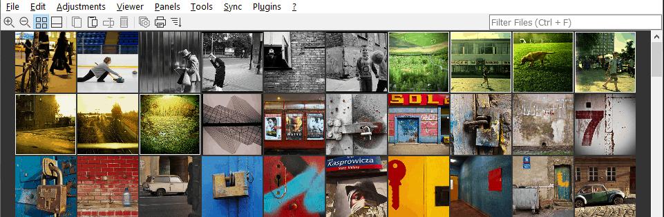Nomacs Image Viewer