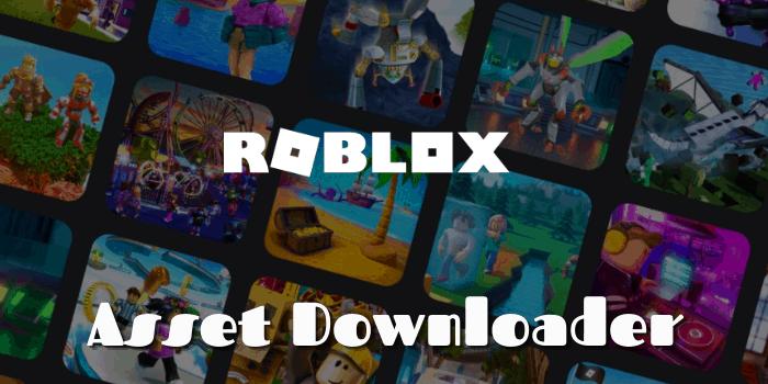 Roblox Assets Downloader