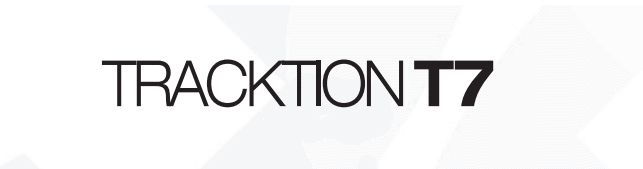 Tracktion T7 Beat Making Software