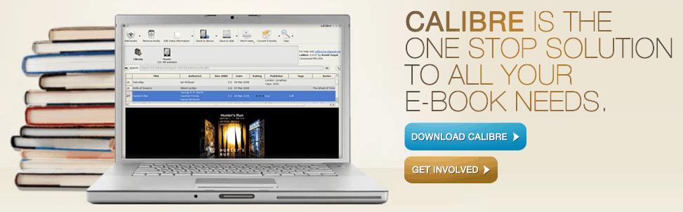Calibre ePub Reader