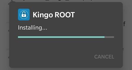 Install KingoRoot