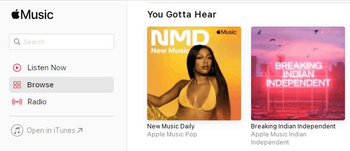 Apple Free Music Streaming