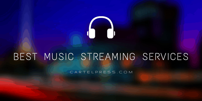 Best Music Streaming Sites