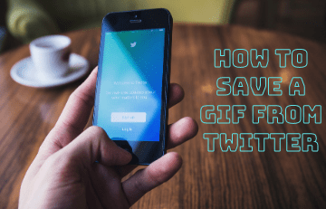 How To Save A GIF From Twiiter