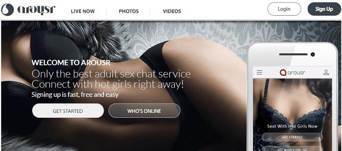 Arousr - Adult Chatrooms