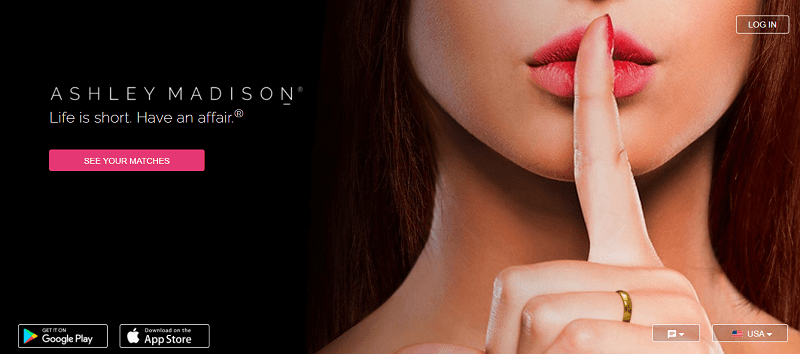 Ashley Madison - 18+ Adult Chat