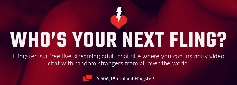 Flingster - Adult Chat Rooms