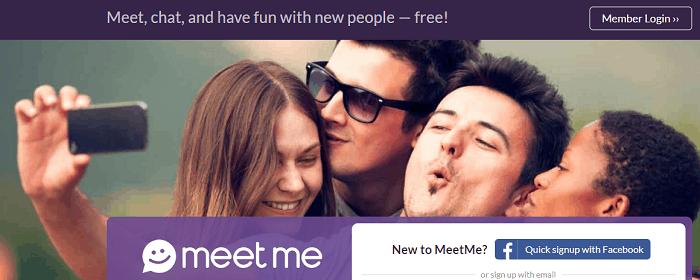 MeetMe.com - Adult Chatting Website