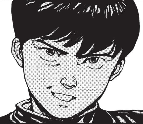 Akira Manga Comic