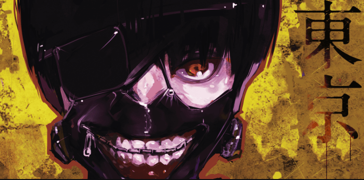 Tokyo Ghoul - The Best Manga Of All Time