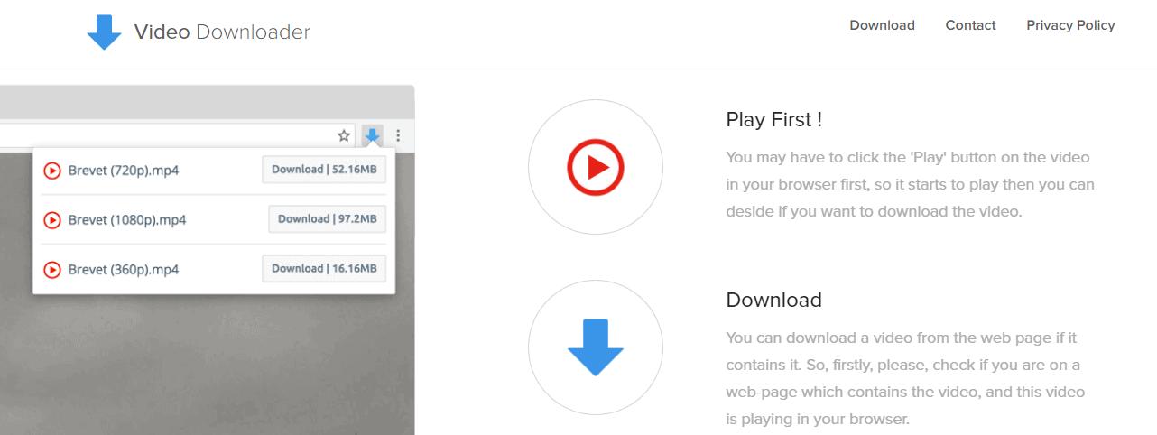 Video Downloader Professional 11