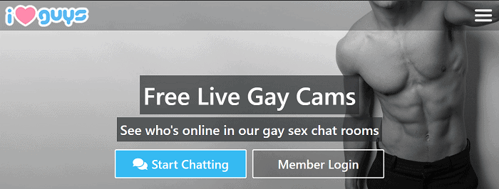 iHeartGuys - Adult Sex Chat