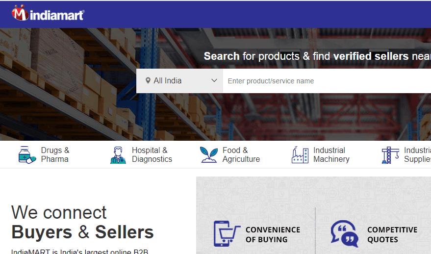 IndiaMart.com - Site Like Alibaba