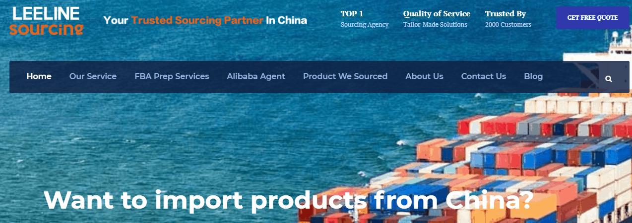 LeelineSourcing.com - Great Alibaba.com Alternative Website