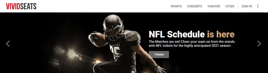 VividSeats - Ticket Resale Website