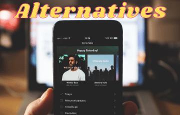 Apps Like Spotify Alternatives