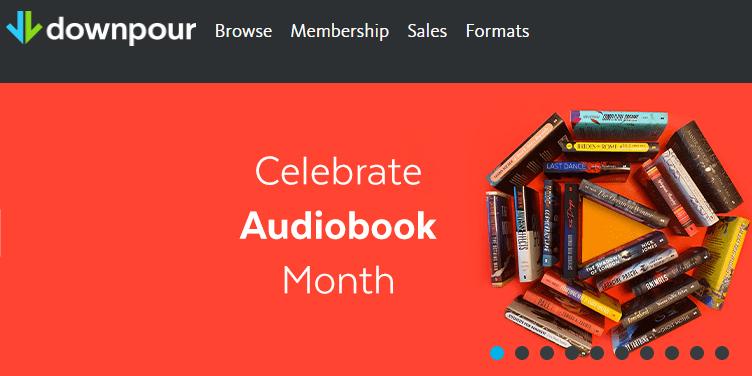 DownPour AudioBooks