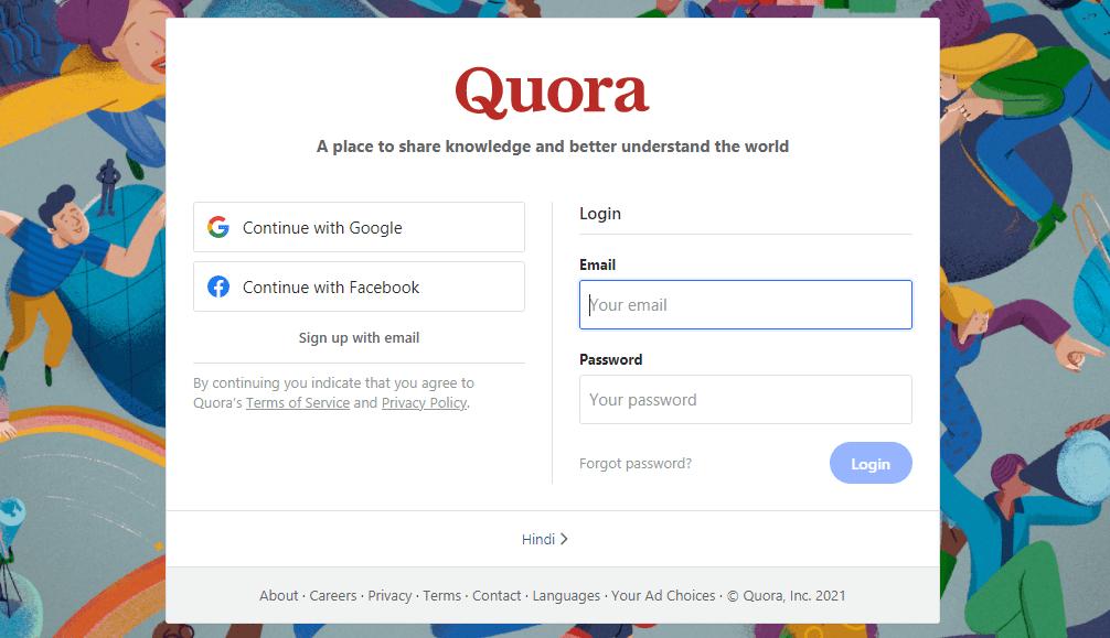 Quora - The Best Reddit Alternative