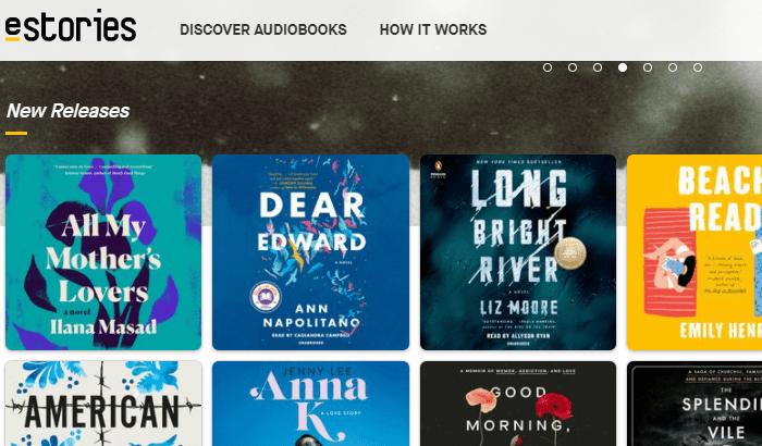 eStories AudioBooks