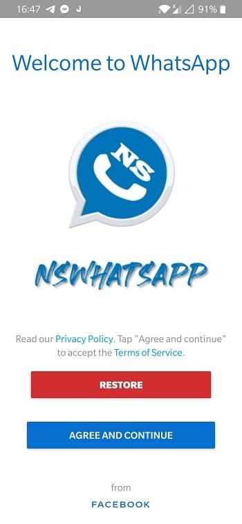 NSWhatsApp Download