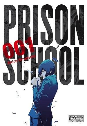 Prison School - Erotic Manga