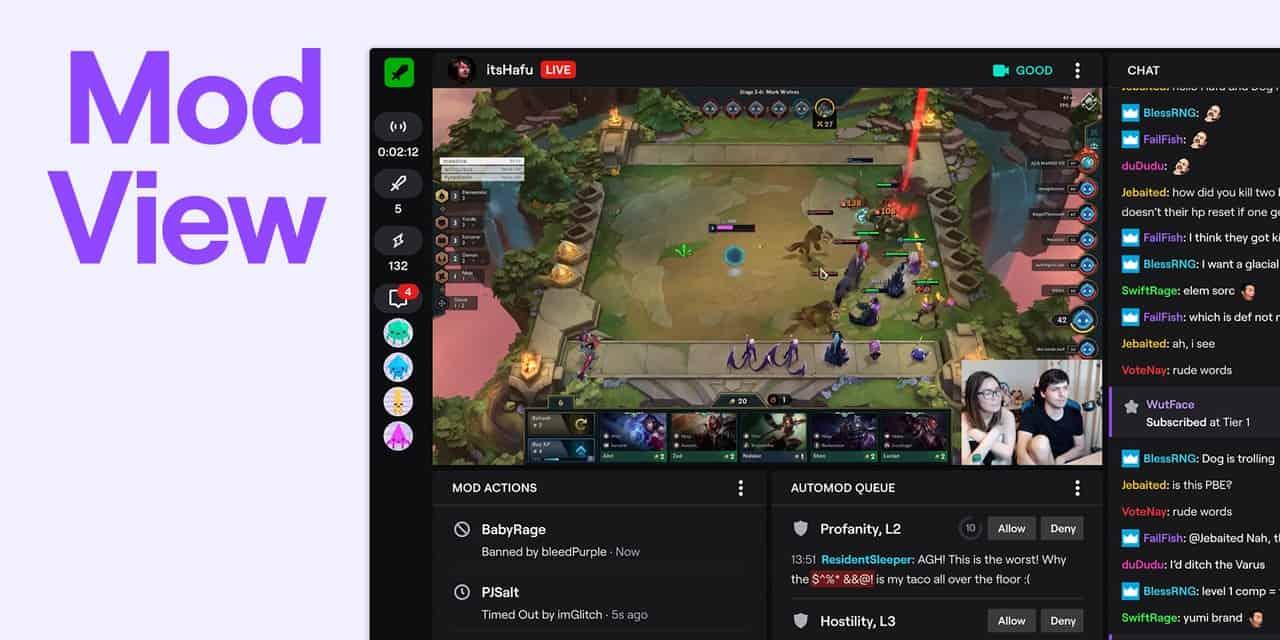 Twitch Mod View Chat Logs