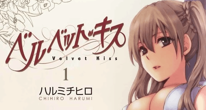 Velvet Kiss - Top Ecchi Manga
