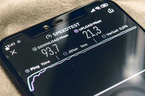 5G vs. 4G Speed Comparison