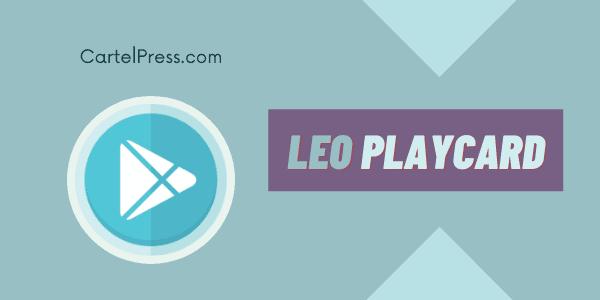 LEO PlayCard Game Hacker